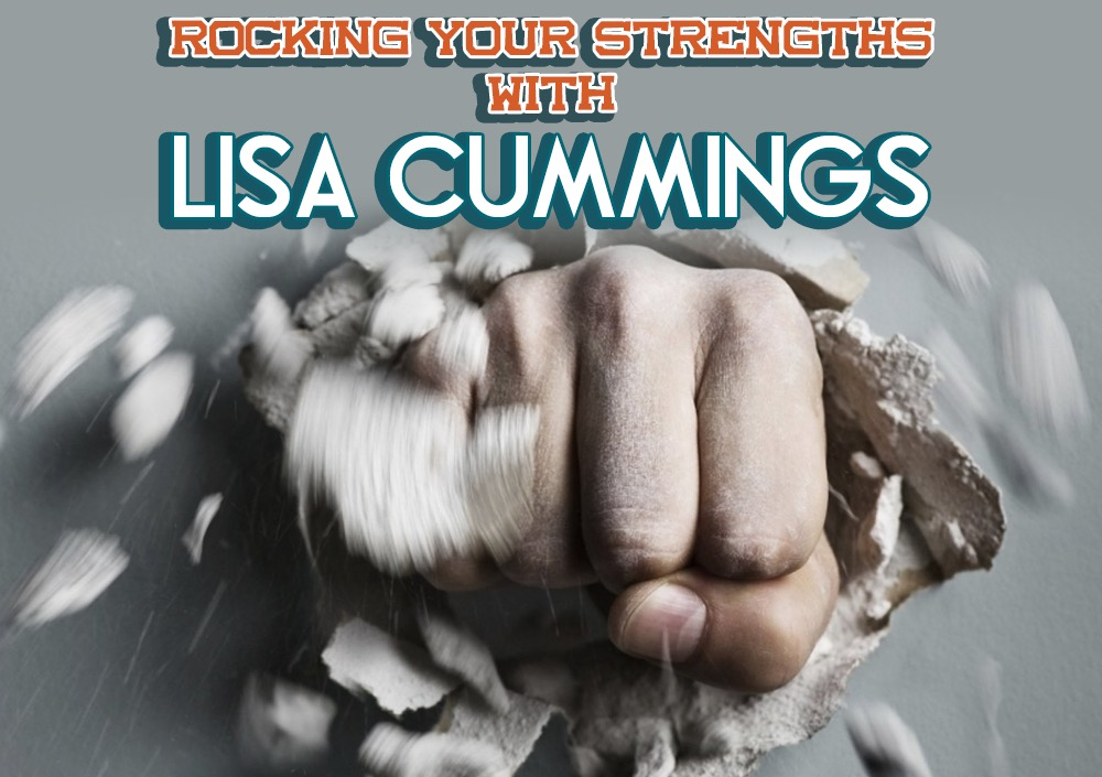 TLCL Podcasts - The Low Carb Leader | Rocking Your Strengths with Lisa Cummings